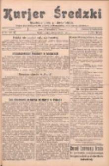Kurjer Średzki: niezależne pismo polsko-katolickie: organ publikacyjny dla wszystkich urzędów w powiecie średzkim 1933.06.17 R.3 Nr68