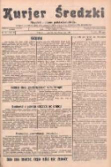 Kurjer Średzki: niezależne pismo polsko-katolickie: organ publikacyjny dla wszystkich urzędów w powiecie średzkim 1933.06.20 R.3 Nr69