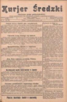 Kurjer Średzki: niezależne pismo polsko-katolickie: organ publikacyjny dla wszystkich urzędów w powiecie średzkim 1933.06.22 R.3 Nr70