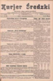 Kurjer Średzki: niezależne pismo polsko-katolickie: organ publikacyjny dla wszystkich urzędów w powiecie średzkim 1933.06.27 R.3 Nr72