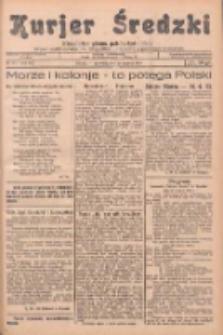 Kurjer Średzki: niezależne pismo polsko-katolickie: organ publikacyjny dla wszystkich urzędów w powiecie średzkim 1933.06.29 R.3 Nr73