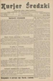 Kurjer Średzki: niezależne pismo polsko-katolickie: organ publikacyjny dla wszystkich urzędów w powiecie średzkim 1933.07.06 R.3 Nr76