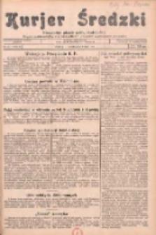 Kurjer Średzki: niezależne pismo polsko-katolickie: organ publikacyjny dla wszystkich urzędów w powiecie średzkim 1933.07.08 R.3 Nr77