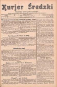 Kurjer Średzki: niezależne pismo polsko-katolickie: organ publikacyjny dla wszystkich urzędów w powiecie średzkim 1933.07.11 R.3 Nr78