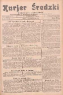 Kurjer Średzki: niezależne pismo polsko-katolickie: organ publikacyjny dla wszystkich urzędów w powiecie średzkim 1933.07.18 R.3 Nr81