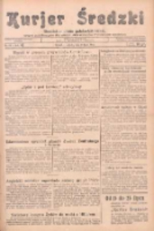 Kurjer Średzki: niezależne pismo polsko-katolickie: organ publikacyjny dla wszystkich urzędów w powiecie średzkim 1933.07.22 R.3 Nr83