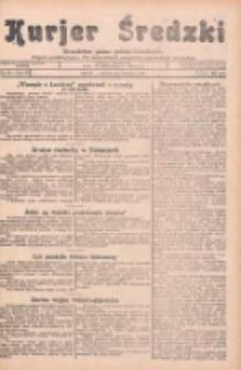 Kurjer Średzki: niezależne pismo polsko-katolickie: organ publikacyjny dla wszystkich urzędów w powiecie średzkim 1933.07.25 R.3 Nr84