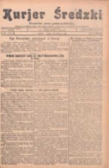 Kurjer Średzki: niezależne pismo polsko-katolickie: organ publikacyjny dla wszystkich urzędów w powiecie średzkim 1933.07.29 R.3 Nr86