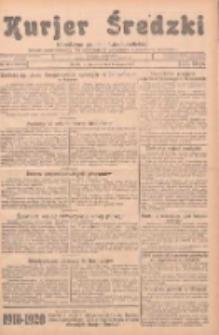 Kurjer Średzki: niezależne pismo polsko-katolickie: organ publikacyjny dla wszystkich urzędów w powiecie średzkim 1933.08.03 R.3 Nr88