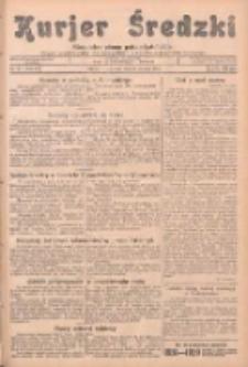 Kurjer Średzki: niezależne pismo polsko-katolickie: organ publikacyjny dla wszystkich urzędów w powiecie średzkim 1933.08.10 R.3 Nr91