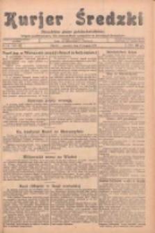 Kurjer Średzki: niezależne pismo polsko-katolickie: organ publikacyjny dla wszystkich urzędów w powiecie średzkim 1933.08.19 R.3 Nr94