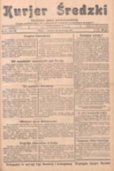 Kurjer Średzki: niezależne pismo polsko-katolickie: organ publikacyjny dla wszystkich urzędów w powiecie średzkim 1933.08.24 R.3 Nr97