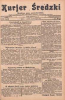 Kurjer Średzki: niezależne pismo polsko-katolickie: organ publikacyjny dla wszystkich urzędów w powiecie średzkim 1933.08.31 R.3 Nr100