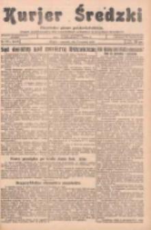 Kurjer Średzki: niezależne pismo polsko-katolickie: organ publikacyjny dla wszystkich urzędów w powiecie średzkim 1933.09.07 R.3 Nr103
