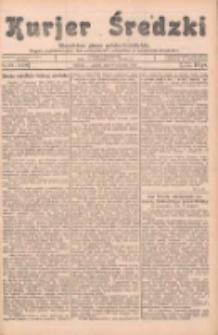 Kurjer Średzki: niezależne pismo polsko-katolickie: organ publikacyjny dla wszystkich urzędów w powiecie średzkim 1933.09.09 R.3 Nr104