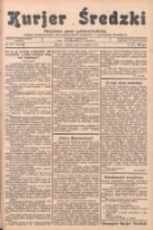 Kurjer Średzki: niezależne pismo polsko-katolickie: organ publikacyjny dla wszystkich urzędów w powiecie średzkim 1933.09.16 R.3 Nr107