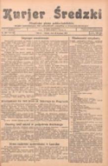 Kurjer Średzki: niezależne pismo polsko-katolickie: organ publikacyjny dla wszystkich urzędów w powiecie średzkim 1933.09.19 R.3 Nr108