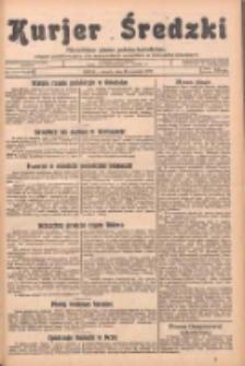 Kurjer Średzki: niezależne pismo polsko-katolickie: organ publikacyjny dla wszystkich urzędów w powiecie średzkim 1933.09.26 R.3 Nr111