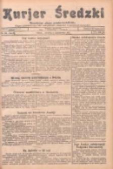 Kurjer Średzki: niezależne pismo polsko-katolickie: organ publikacyjny dla wszystkich urzędów w powiecie średzkim 1933.10.05 R.3 Nr115