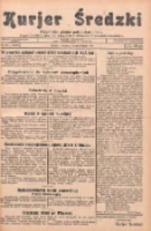 Kurjer Średzki: niezależne pismo polsko-katolickie: organ publikacyjny dla wszystkich urzędów w powiecie średzkim 1933.10.07 R.3 Nr116