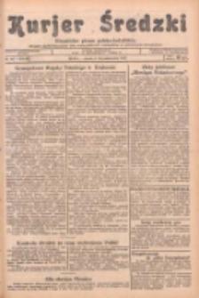 Kurjer Średzki: niezależne pismo polsko-katolickie: organ publikacyjny dla wszystkich urzędów w powiecie średzkim 1933.10.10 R.3 Nr117