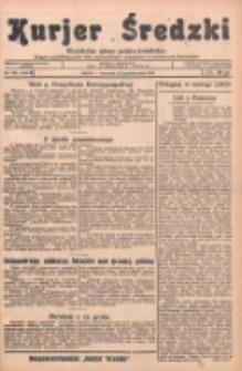 Kurjer Średzki: niezależne pismo polsko-katolickie: organ publikacyjny dla wszystkich urzędów w powiecie średzkim 1933.10.12 R.3 Nr118