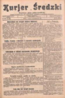 Kurjer Średzki: niezależne pismo polsko-katolickie: organ publikacyjny dla wszystkich urzędów w powiecie średzkim 1933.10.14 R.3 Nr119
