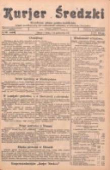 Kurjer Średzki: niezależne pismo polsko-katolickie: organ publikacyjny dla wszystkich urzędów w powiecie średzkim 1933.10.21 R.3 Nr122