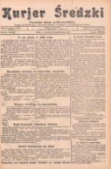 Kurjer Średzki: niezależne pismo polsko-katolickie: organ publikacyjny dla wszystkich urzędów w powiecie średzkim 1933.10.26 R.3 Nr124