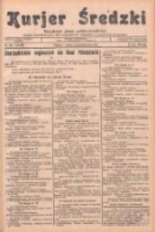 Kurjer Średzki: niezależne pismo polsko-katolickie: organ publikacyjny dla wszystkich urzędów w powiecie średzkim 1933.10.28 R.3 Nr125