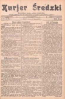 Kurjer Średzki: niezależne pismo polsko-katolickie: organ publikacyjny dla wszystkich urzędów w powiecie średzkim 1933.11.07 R.3 Nr128