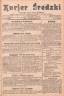 Kurjer Średzki: niezależne pismo polsko-katolickie: organ publikacyjny dla wszystkich urzędów w powiecie średzkim 1933.11.09 R.3 Nr129