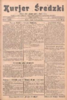 Kurjer Średzki: niezależne pismo polsko-katolickie: organ publikacyjny dla wszystkich urzędów w powiecie średzkim 1933.11.14 R.3 Nr131