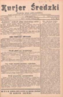 Kurjer Średzki: niezależne pismo polsko-katolickie: organ publikacyjny dla wszystkich urzędów w powiecie średzkim 1933.11.16 R.3 Nr132