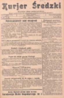 Kurjer Średzki: niezależne pismo polsko-katolickie: organ publikacyjny dla wszystkich urzędów w powiecie średzkim 1933.11.18 R.3 Nr133