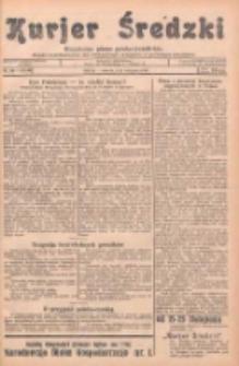 Kurjer Średzki: niezależne pismo polsko-katolickie: organ publikacyjny dla wszystkich urzędów w powiecie średzkim 1933.11.21 R.3 Nr134