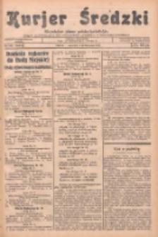Kurjer Średzki: niezależne pismo polsko-katolickie: organ publikacyjny dla wszystkich urzędów w powiecie średzkim 1933.11.23 R.3 Nr135