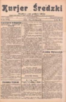 Kurjer Średzki: niezależne pismo polsko-katolickie: organ publikacyjny dla wszystkich urzędów w powiecie średzkim 1933.11.25 R.3 Nr136