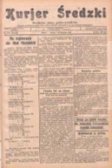 Kurjer Średzki: niezależne pismo polsko-katolickie: organ publikacyjny dla wszystkich urzędów w powiecie średzkim 1933.11.28 R.3 Nr137