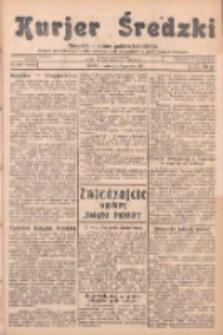 Kurjer Średzki: niezależne pismo polsko-katolickie: organ publikacyjny dla wszystkich urzędów w powiecie średzkim 1933.12.02 R.3 Nr139