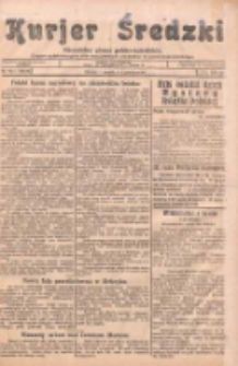 Kurjer Średzki: niezależne pismo polsko-katolickie: organ publikacyjny dla wszystkich urzędów w powiecie średzkim 1933.12.05 R.3 Nr140