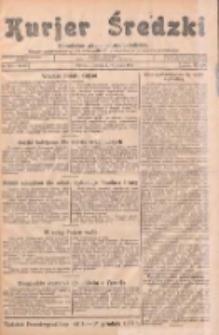 Kurjer Średzki: niezależne pismo polsko-katolickie: organ publikacyjny dla wszystkich urzędów w powiecie średzkim 1933.12.12 R.3 Nr142