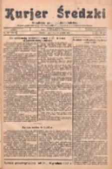 Kurjer Średzki: niezależne pismo polsko-katolickie: organ publikacyjny dla wszystkich urzędów w powiecie średzkim 1933.12.14 R.3 Nr143