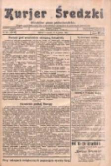 Kurjer Średzki: niezależne pismo polsko-katolickie: organ publikacyjny dla wszystkich urzędów w powiecie średzkim 1933.12.19 R.3 Nr145