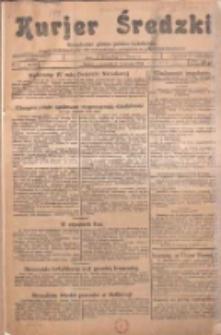 Kurjer Średzki: niezależne pismo polsko-katolickie: organ publikacyjny dla wszystkich urzędów w powiecie średzkim 1934.01.04 R.4 Nr1