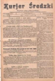 Kurjer Średzki: niezależne pismo polsko-katolickie: organ publikacyjny dla wszystkich urzędów w powiecie średzkim 1934.01.11 R.4 Nr4