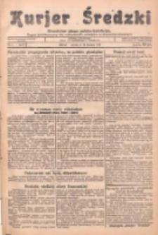 Kurjer Średzki: niezależne pismo polsko-katolickie: organ publikacyjny dla wszystkich urzędów w powiecie średzkim 1934.01.13 R.4 Nr5