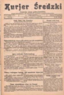 Kurjer Średzki: niezależne pismo polsko-katolickie: organ publikacyjny dla wszystkich urzędów w powiecie średzkim 1934.01.18 R.4 Nr7