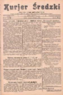Kurjer Średzki: niezależne pismo polsko-katolickie: organ publikacyjny dla wszystkich urzędów w powiecie średzkim 1934.01.27 R.4 Nr11