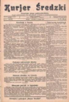 Kurjer Średzki: niezależne pismo polsko-katolickie: organ publikacyjny dla wszystkich urzędów w powiecie średzkim 1934.02.08 R.4 Nr15